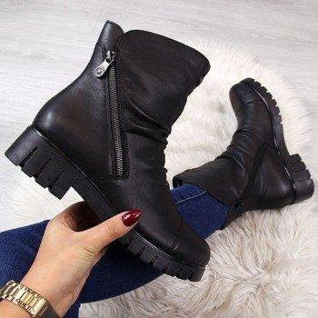 b15a60e1eeb91 Buty zimowe damskie - modne, eleganckie i fajne buty na zimę ...