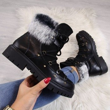 2e00d31e2a686 Buty zimowe damskie - modne, eleganckie i fajne buty na zimę ...