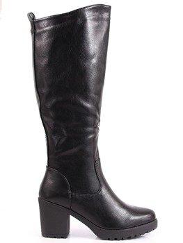 4ef275d9 Buty zimowe damskie - modne, eleganckie i fajne buty na zimę ...