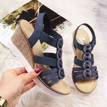 2163554680750 Sandały rzymianki - modne fasony i kolory na każdą okazję | ButyRaj.pl