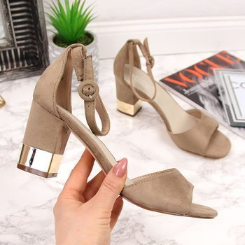 Sandałki na obcasie | tanie buty online ButyRaj.pl