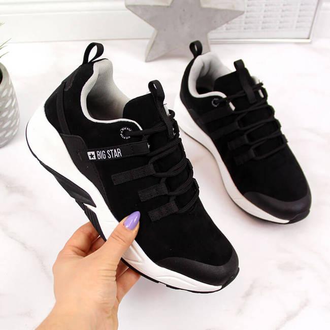 Buty sportowe czarne Big Star II274257