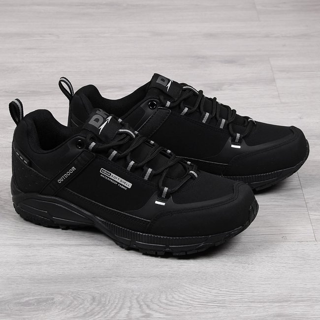 Buty sportowe wodoodporne czarne DK