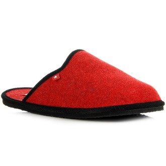 Czerwone laczki domowe Big Star D267805