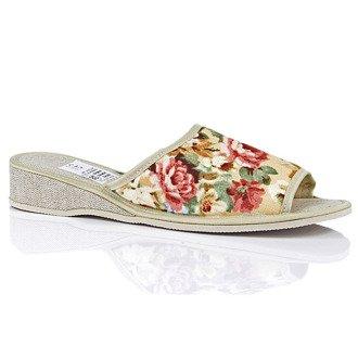 ELIZA pantofle damskie laczki domowe wygodne