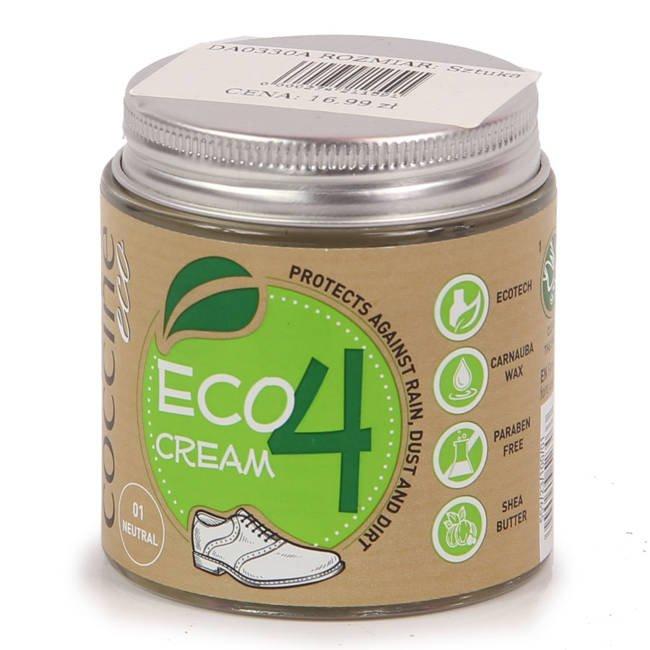 Krem do skóry licowej Coccine ECO bezbarwny 100ml