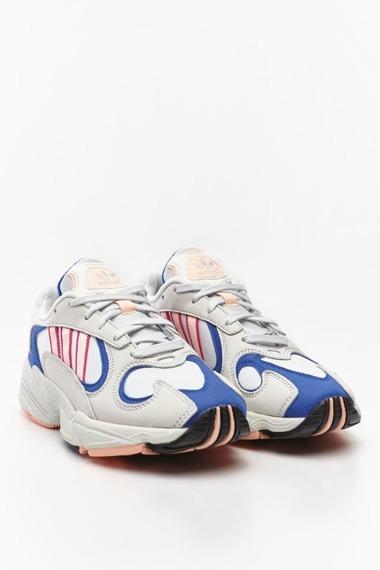 Sneakersy damskie białe Adidas Yung 1 BD7654