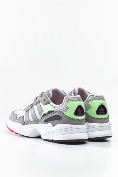 Sneakersy damskie szare Adidas Yung 96 F35020