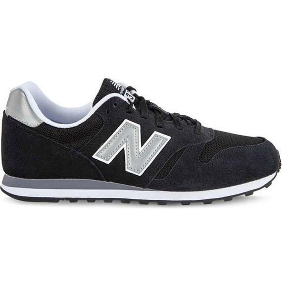 Sneakersy męskie czarne New Balance ML373GRE