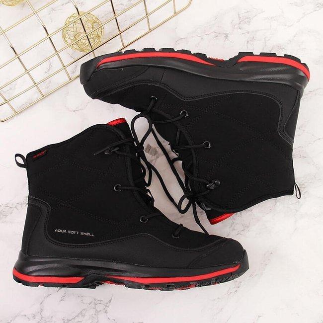 Śniegowce wodoodporne czarne DK
