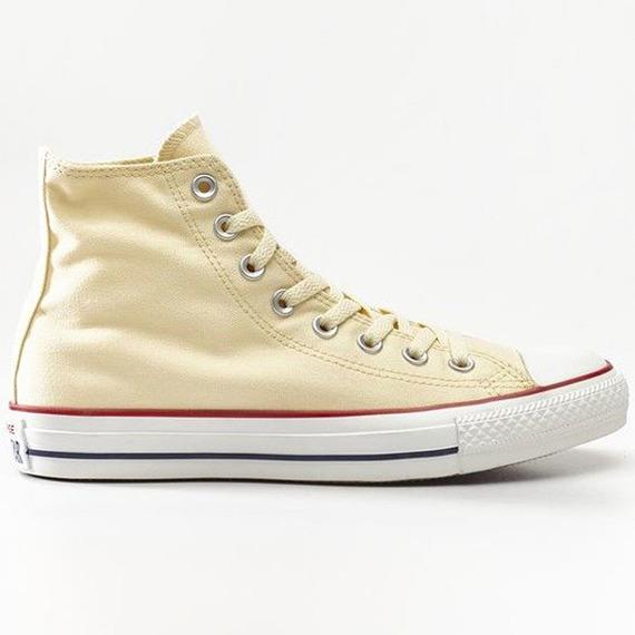 Trampki wysokie żółte Converse All Star M9162