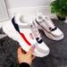 Buty sportowe skórzane damskie białe Big Star II274283